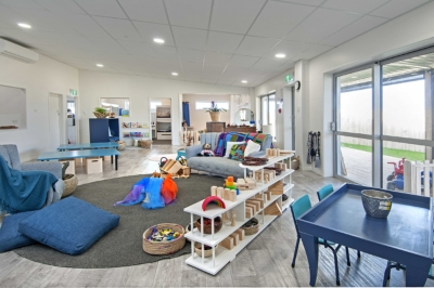 Suspended ceilings and partitioning, Marsden Childcare